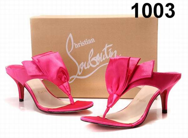achat chaussure louboutin femme